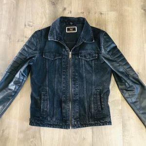 Zara men demin jacket